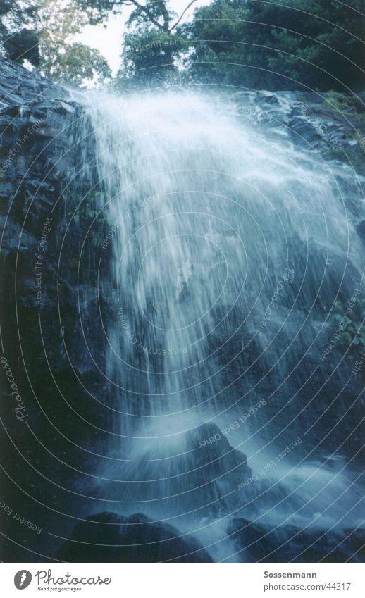 Wasserfall Ereignisse Australien Fluss Natur Außenaufnahme