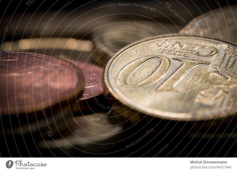 € Cent Geld Geldinstitut Geldmünzen sparen Bargeld Euro Kapitalwirtschaft kaufen Erfolg Business Einsparungen Investition Einkommen bezahlen Reichtum Finanzen