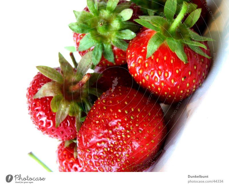 Erdbeer Traum Sonne Sommer Ernährung