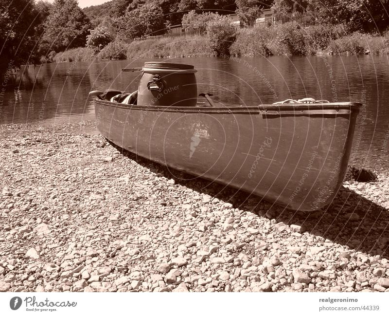 erkanumobil Wasser Wasserfahrzeug Fluss Schifffahrt Kanu Fischerboot