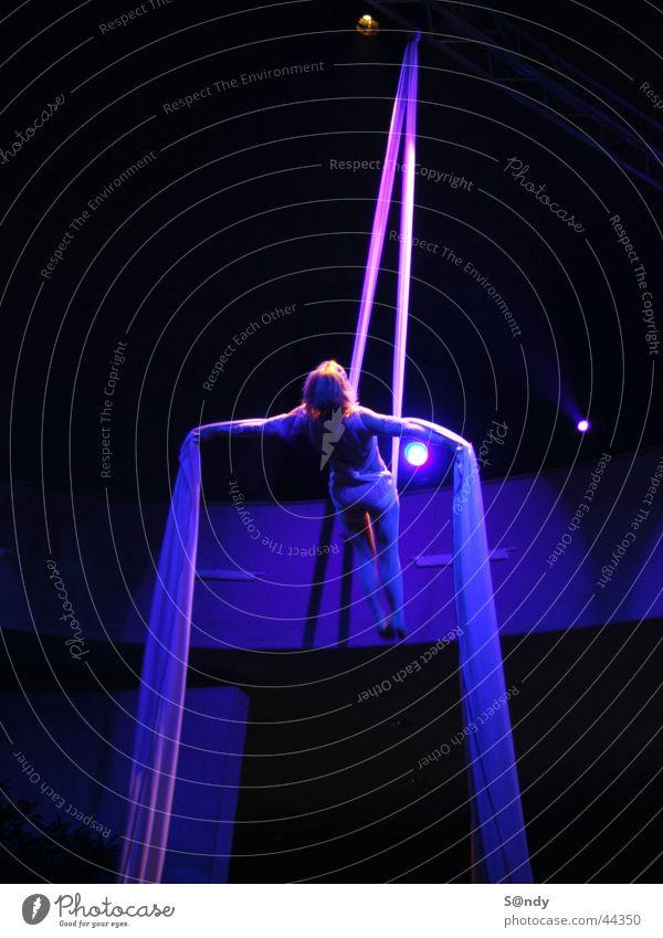 Lufttanz Kunst Freizeit & Hobby Veranstaltung Artist Künstler Gala Varieté