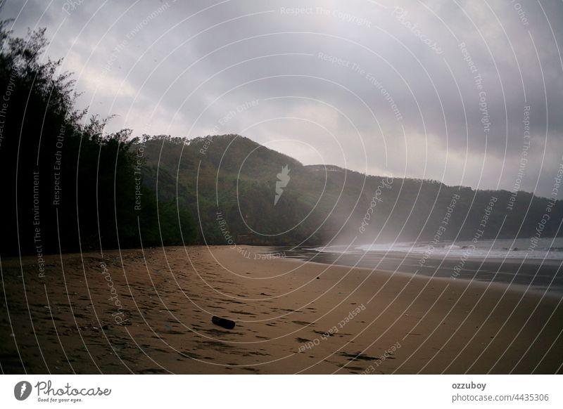 Strand und Küstenlinie MEER Natur reisen Urlaub Wasser winken Meer Himmel im Freien keine Menschen Sand Meereslandschaft tropisch Feiertag Ufer Klippe