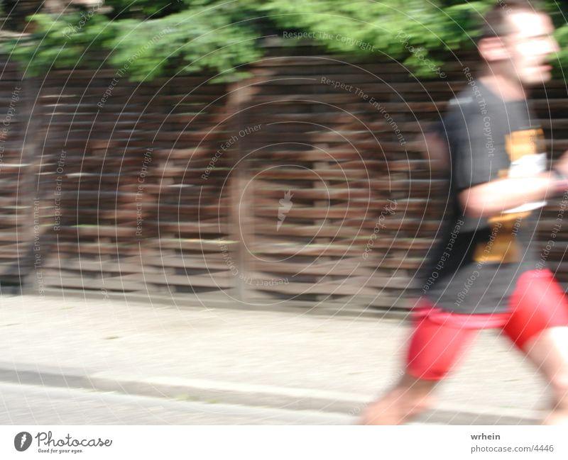 Marathon Sport Läufer