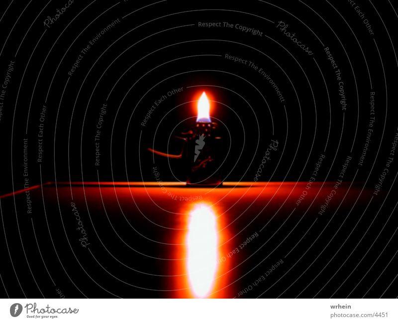 Zippo Flamme Feuerzeug Fototechnik