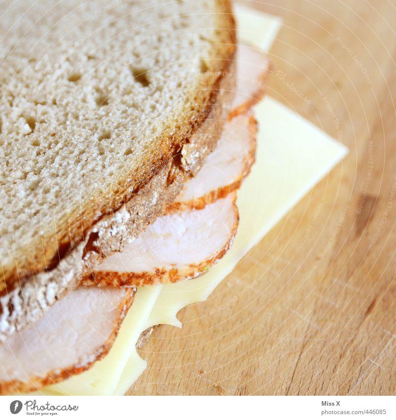 Sandwich Lebensmittel Wurstwaren Milcherzeugnisse Teigwaren Backwaren Brot Ernährung Frühstück Mittagessen Büffet Brunch Picknick lecker Schinken Käse Mahlzeit