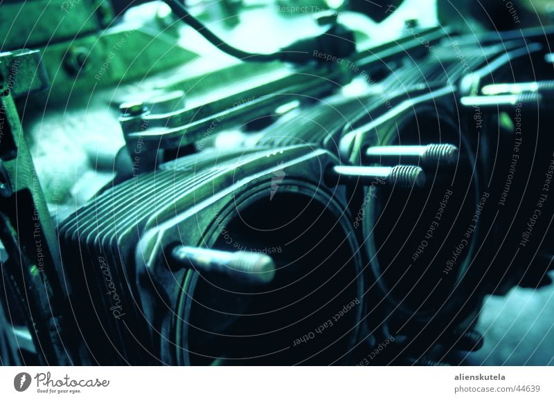 Zylinder PKW Technik & Technologie Mechanik Elektrisches Gerät
