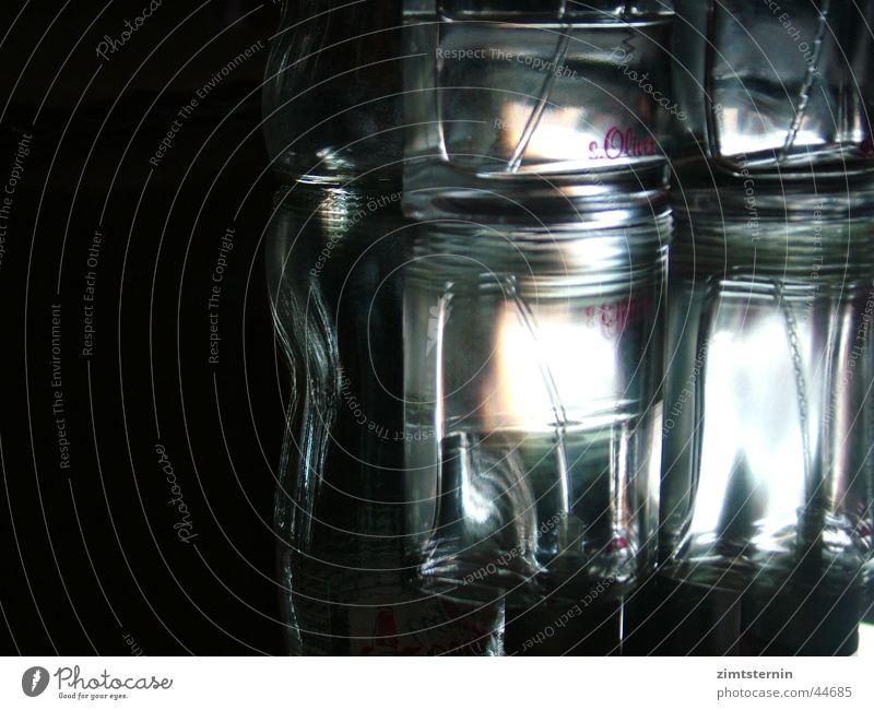 Spieglein, Spieglein Glas Spiegel Flasche Doppelbelichtung Parfum