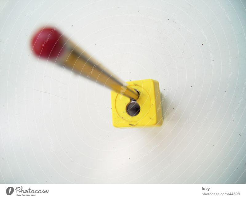 stift vs spitzer weiß Spitze schreiben Schreibstift Bleistift Schreibwaren