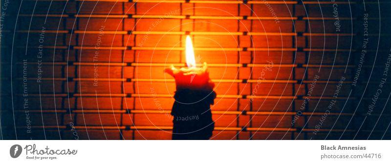 Leuchte Wärme Raum Kerze Physik Häusliches Leben Flasche Jalousie angenehm