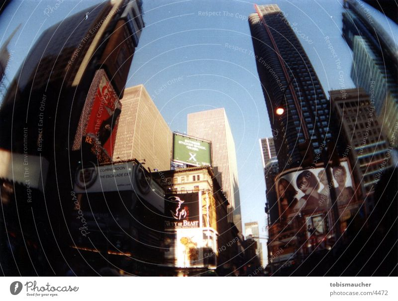 Times Square, New York, NY New York City New York State Amerika USA Architektur