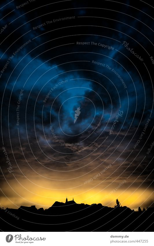 get down Umwelt Natur Landschaft Luft Himmel Wolken Nachthimmel Sonnenaufgang Sonnenuntergang Sommer Wetter Schönes Wetter Regen Stadt Stadtrand Menschenleer