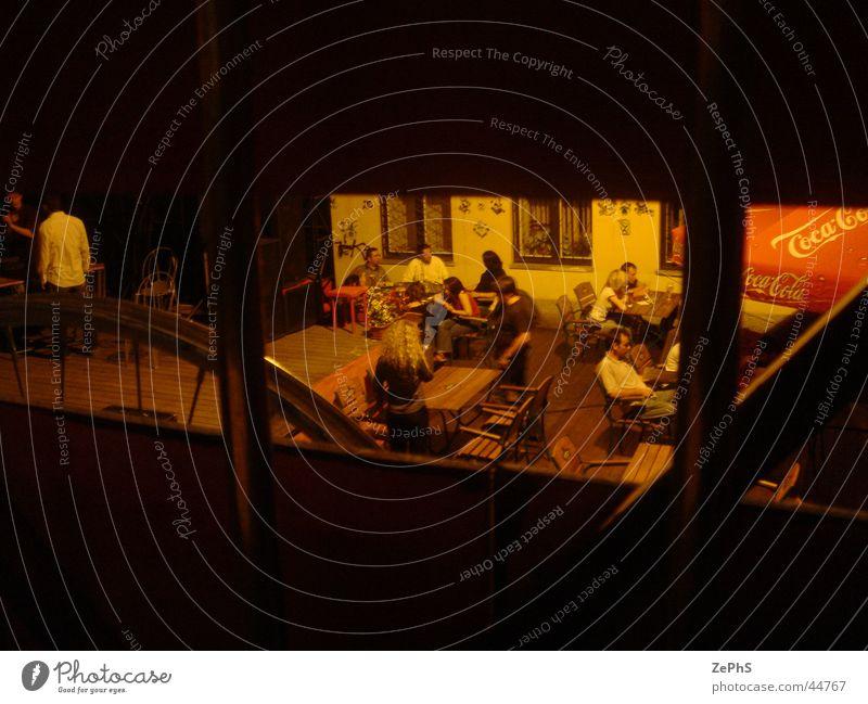 Gogol' cafe Mensch Café Rahmen
