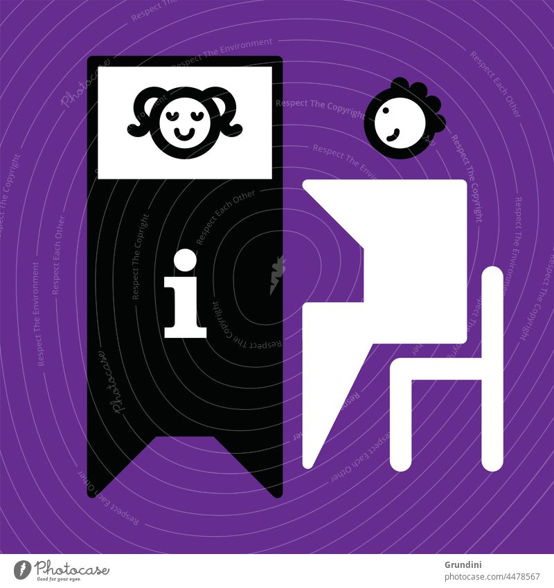 Krankenhausbesuch medizinisch Gesundheit Grafik u. Illustration Gesundheitswesen Praxis Pharma Apotheke Arzt Bett geduldig Krankenhausabteilung