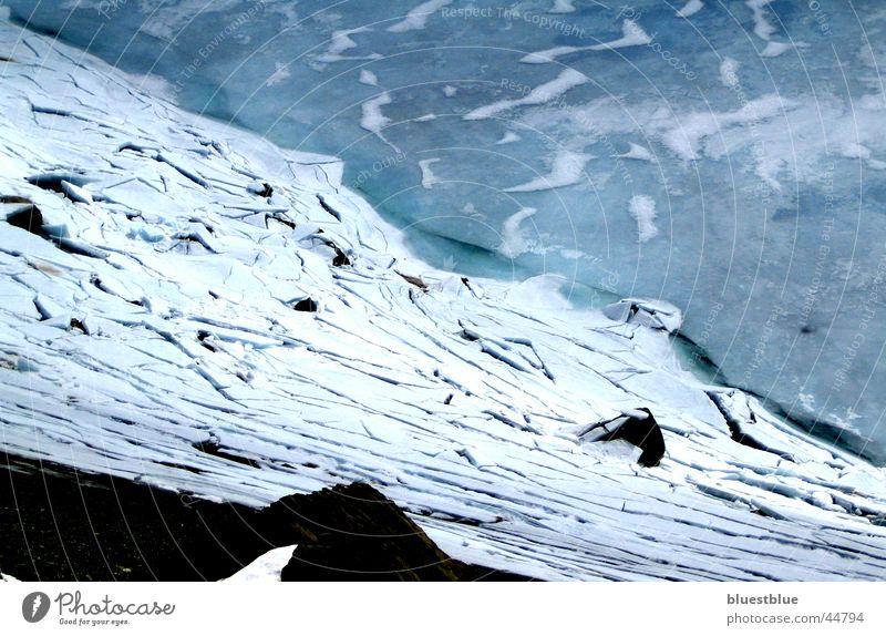 ice Stausee