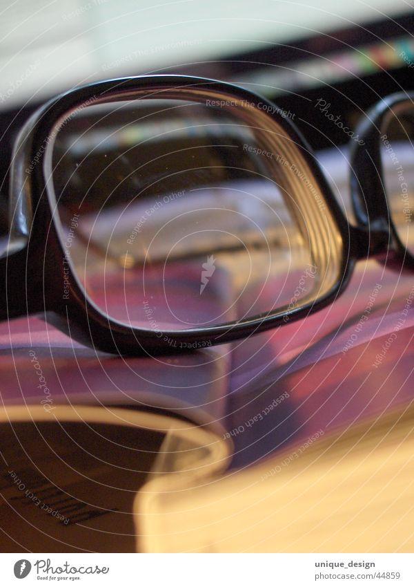 Lesebrille Brille lesen Buch Zeitschrift Agentur Design Arbeit & Erwerbstätigkeit Zeitung nachschlagen komunikation buchtaben . trend Kreativität work Business