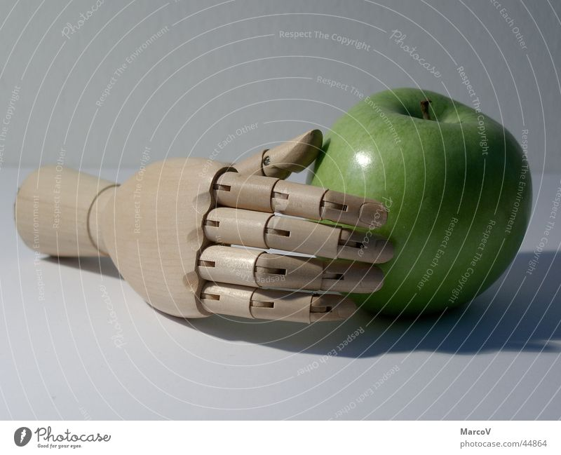 Der Apfel 3 grün Frucht Ernährung