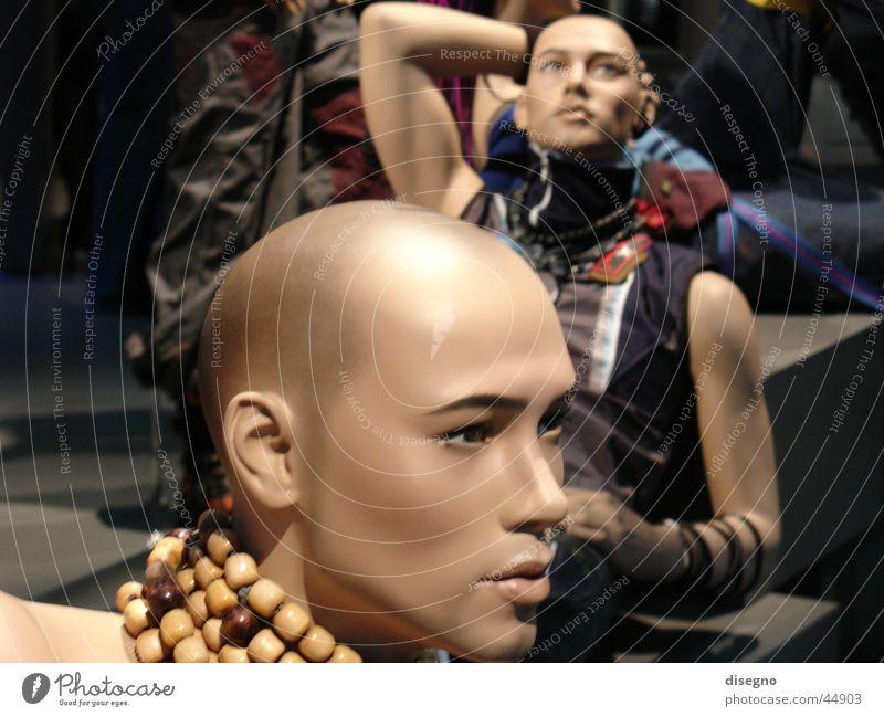 mannequin Frau Mann feminin Model Schaufensterpuppe