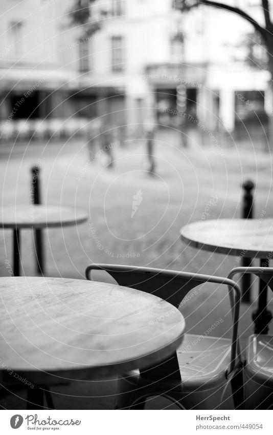 Place Contrescarpe Ferien & Urlaub & Reisen schön Haus Gebäude Idylle sitzen warten Platz Tisch genießen Stuhl historisch ausdruckslos Café Frankreich Paris