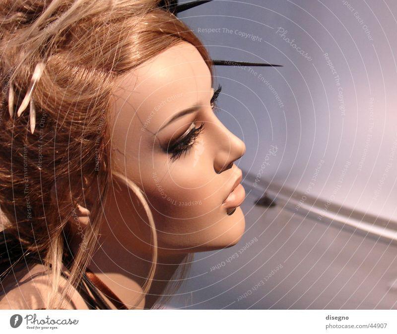 mannequin2 Frau feminin Mode Model Puppe Schaufensterpuppe