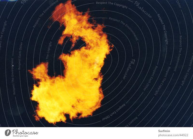 Feuerball Wärme Brand Physik Wissenschaften