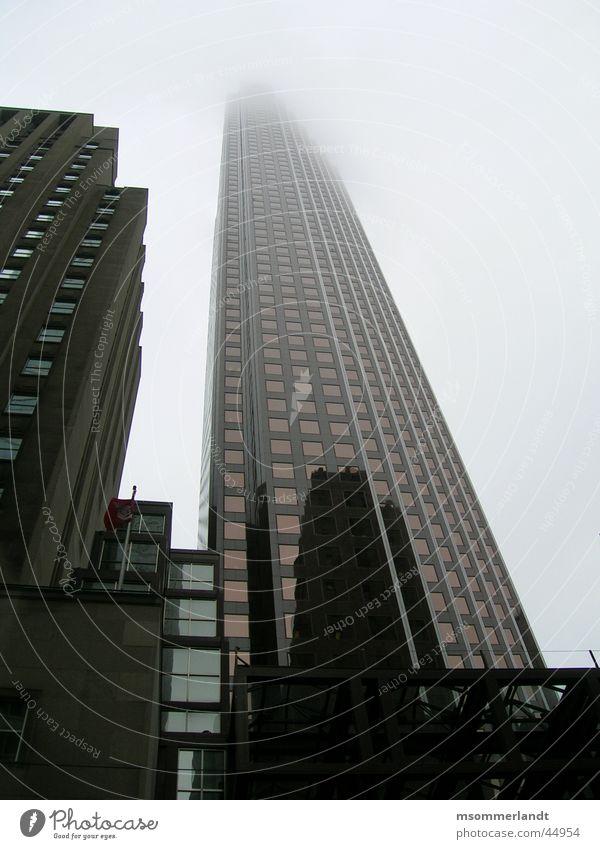 Bis in die Unendlichkeit Hochhaus Toronto Kanada Etage Architektur hoch