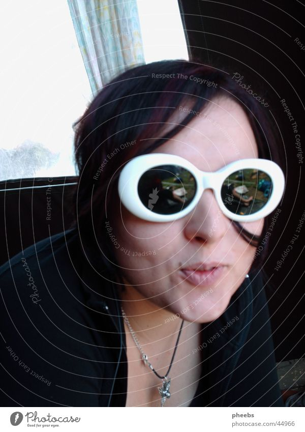die sOnnenbrille Sonnenbrille Frau sunglasses sunshine