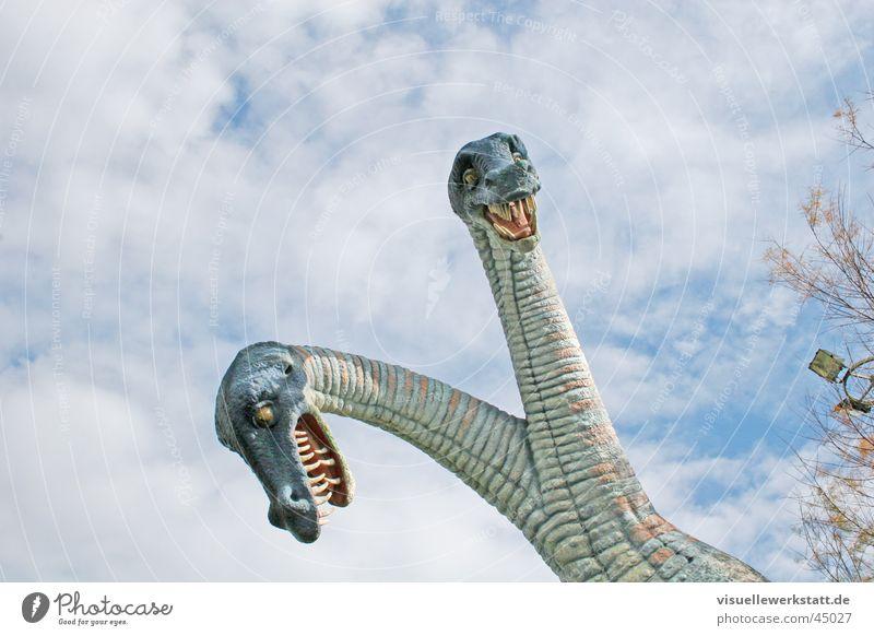 mutation groß gefährlich bedrohlich historisch Drache Reptil Monster Dinosaurier