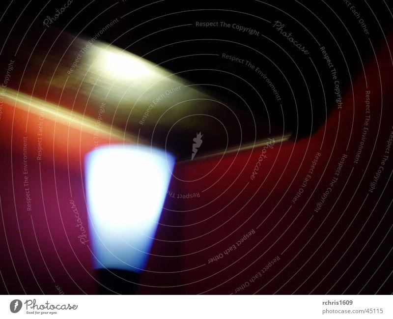 ikea moods Lampe rot Möbel Licht Elektrisches Gerät Technik & Technologie blau Innenarchitektur