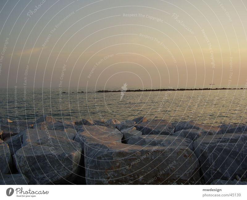 sommer sonne strand und mee(h)r Sonne Meer Strand Italien