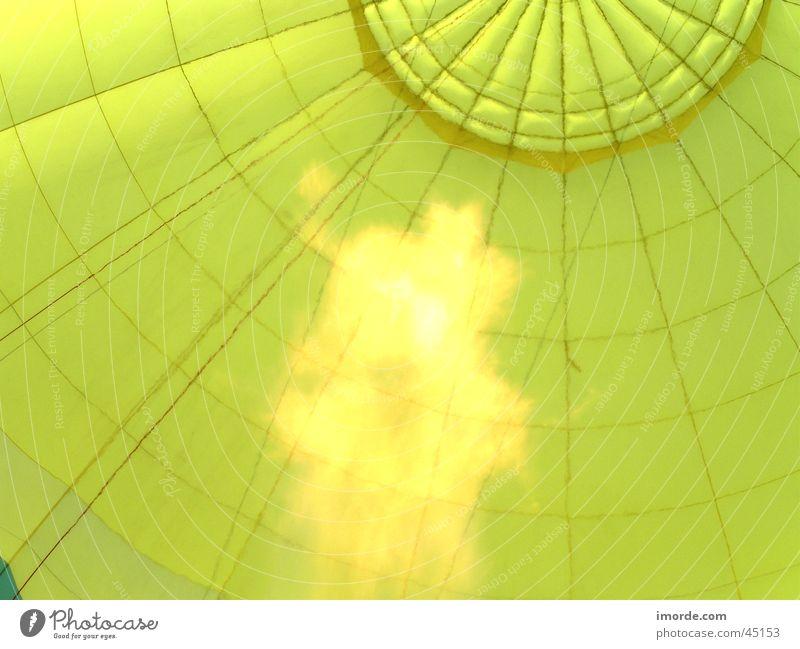 Feuermacher gelb Wärme Brand Stoff Physik Ballone Flamme