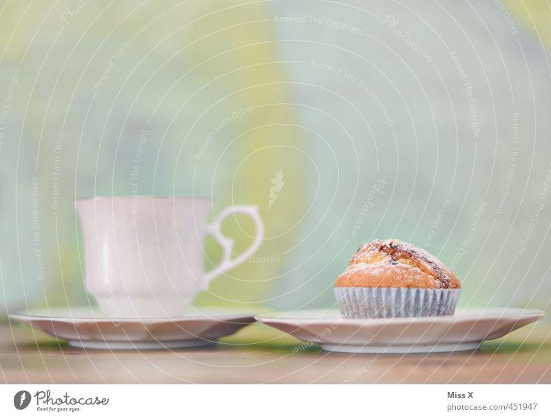 Zweites Frühstück Lebensmittel Teigwaren Backwaren Kuchen Ernährung Kaffeetrinken Büffet Brunch Getränk Heißgetränk Tee Tasse Feste & Feiern Geburtstag lecker