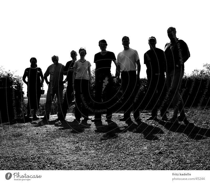 tengerin doo Menschengruppe