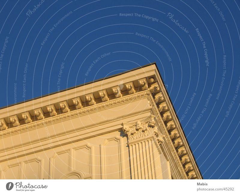 Luxus am Dach Himmel blau Sommer Haus Häusliches Leben Dekoration & Verzierung Mehrfamilienhaus Uhlenhorst