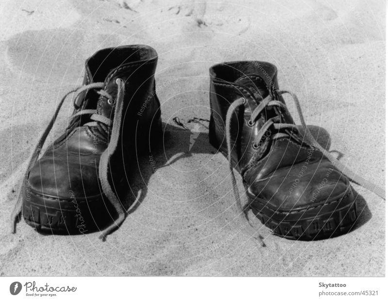 Der Weg Schuhe Camel Fußspur Meer Freizeit & Hobby Sand der weg fester stand urlaub