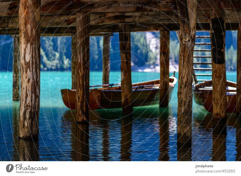 Wer paddelt ne Runde mit? Natur Ferien & Urlaub & Reisen Wasser Sommer Sonne Ferne Umwelt Berge u. Gebirge Freiheit See Wasserfahrzeug Tourismus nass Ausflug Abenteuer Seeufer