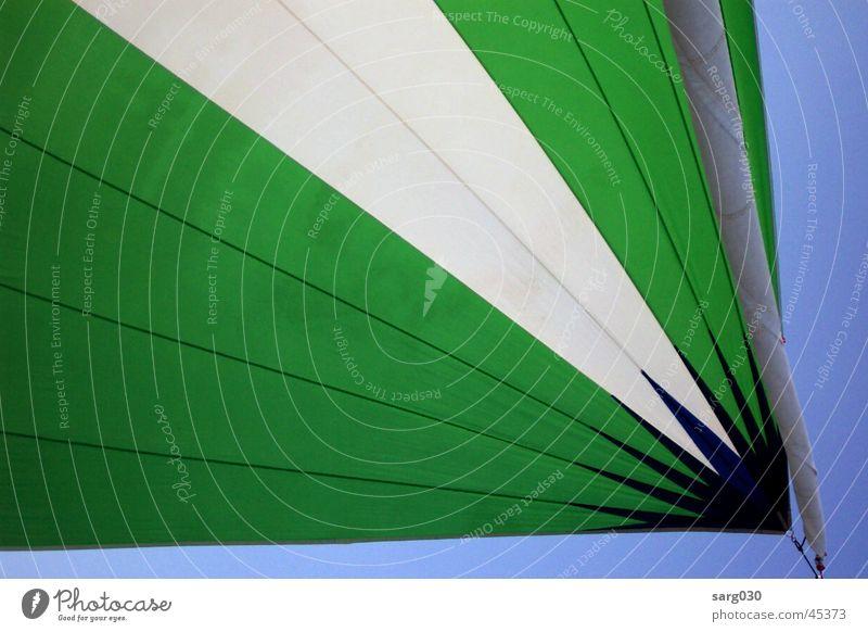 Janta_26 Himmel Ferien & Urlaub & Reisen Wasserfahrzeug Schifffahrt Segel Segelboot