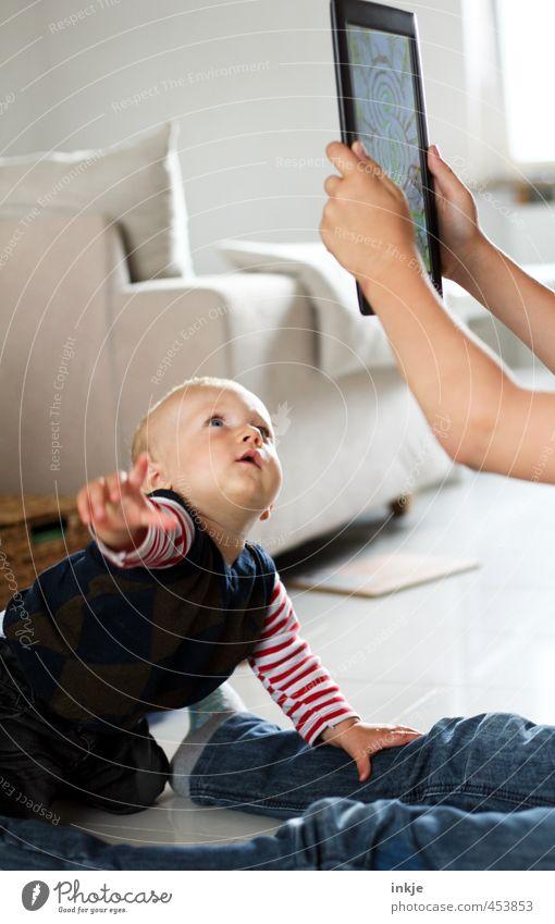 Spielverderber Freizeit & Hobby Spielen Computerspiel Raum Wohnzimmer Notebook Bildschirm Tablet Computer Unterhaltungselektronik Baby Junge Geschwister Bruder