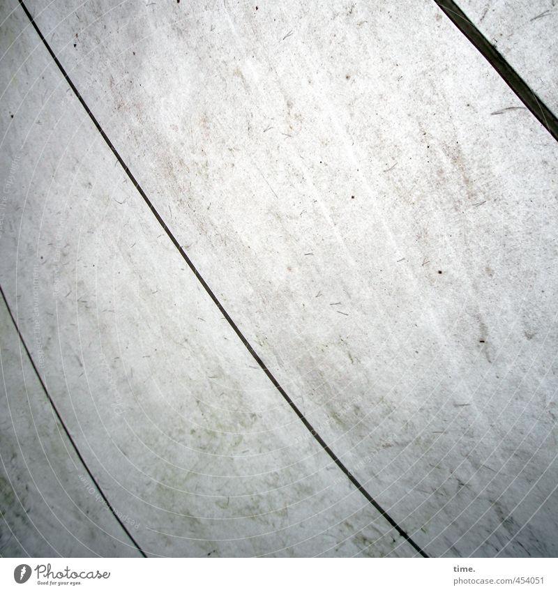 Regendach Ferien & Urlaub & Reisen Camping Zelt Zeltplane Zelthimmel Segeltuch Naht alt bedrohlich dreckig nass Originalität trashig grau Endzeitstimmung