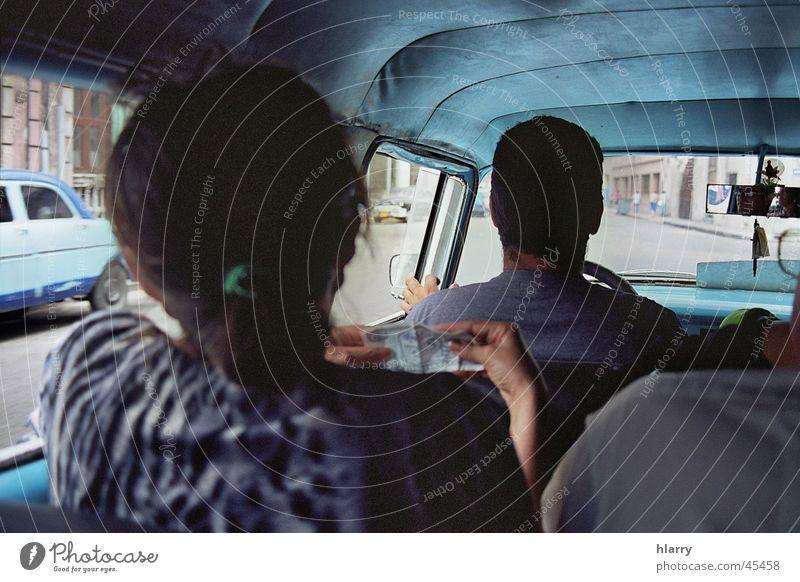 taxi cubano II PKW Kultur Geld Kuba Oldtimer Taxi Fünfziger Jahre Havanna Geldmünzen Peso