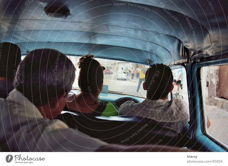Taxi cubano I PKW Kultur Kuba Oldtimer Fünfziger Jahre Havanna