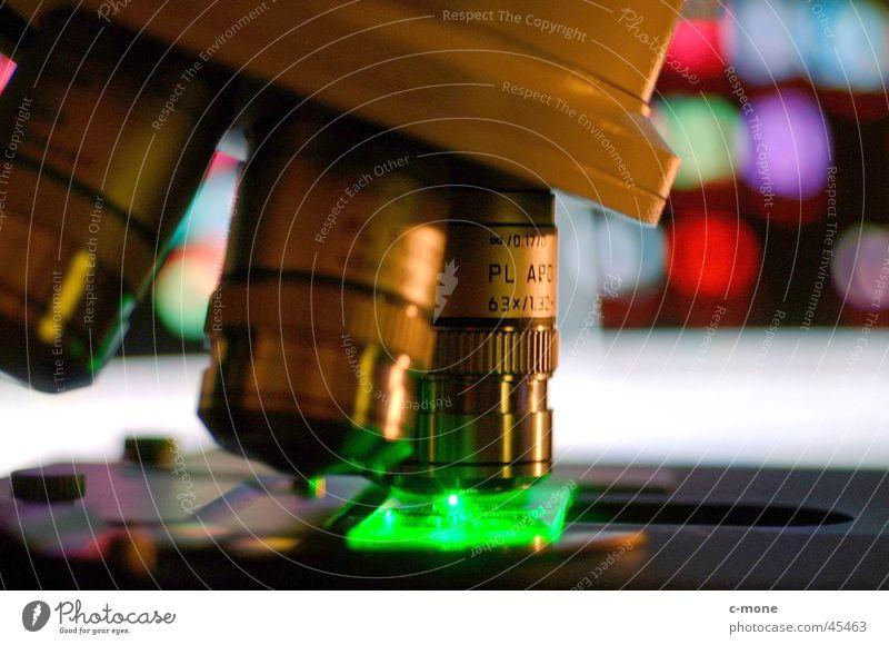 Mikroskop2 Wissenschaften Bildung Wisenschaft Berufsausbildung Chemie Diagnostik
