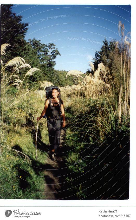 Keppler track Neuseeland Natur Freiheit Glück wandern Tourismus Rucksacktourismus