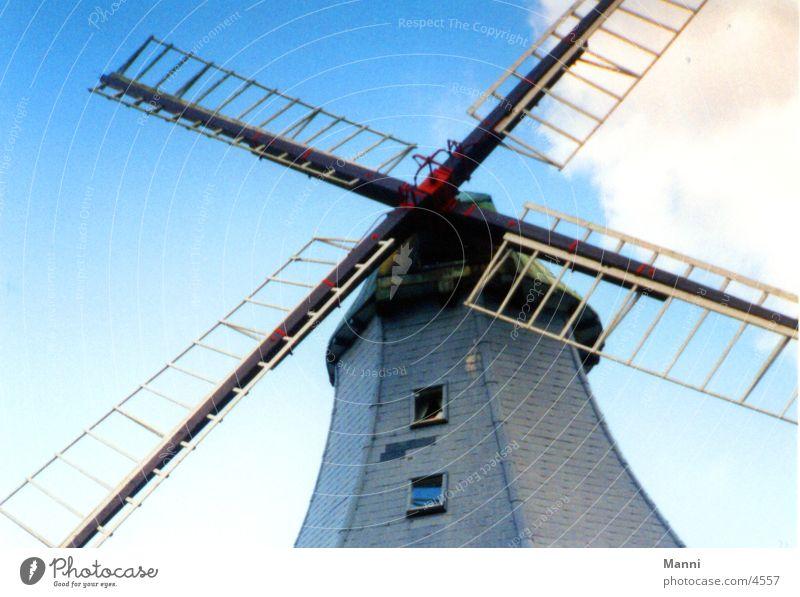 Windmühle Architektur Niederlande Mehl zerkleinern