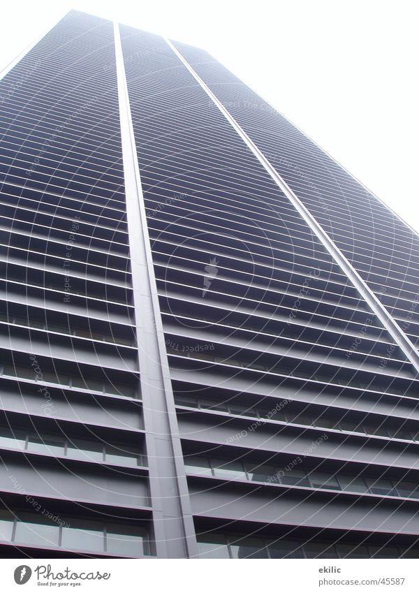 Wolkenkratzer Stadt Gebäude Architektur Hochhaus USA New York City Manhattan New York State