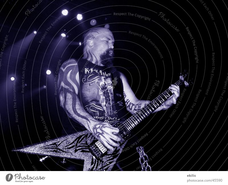 Slayer Rockmusik Konzert Musik Kerry King Thrash Gitarre