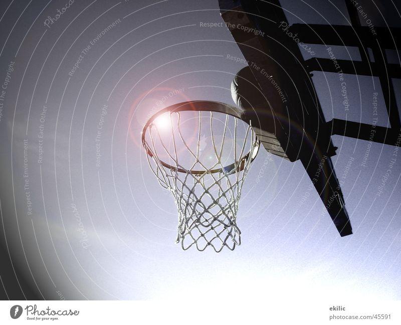 The Ring Korb Sport Basketball Streetball Kreis Streetcourt