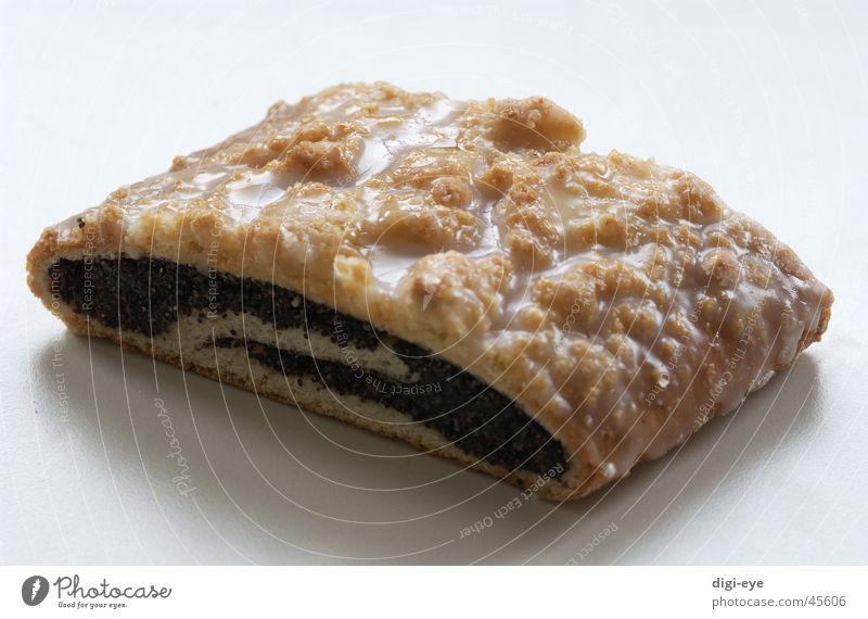 Mohngebäck Ernährung süß Kuchen Mohn Backwaren Plunder