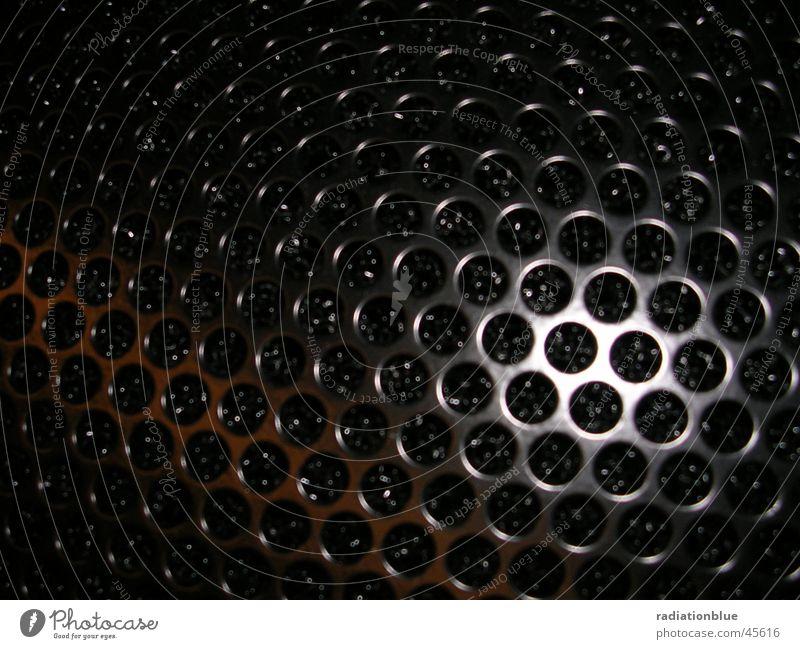 technik mal anders schwarz kalt Metall Kunst Design modern Energiewirtschaft ästhetisch retro Technik & Technologie rund nah authentisch einfach Dinge trashig
