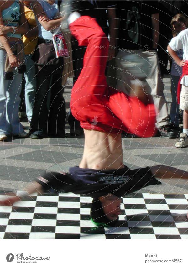 Streetdancer_2 Mensch Straßentänzer
