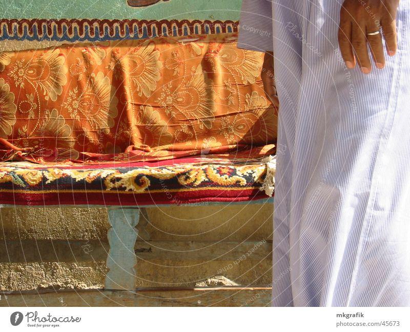 ägypten / tal der könige Ornament Ägypten Naher und Mittlerer Osten Tal der Könige